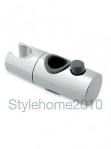 Universal Shower Head Clamp Bracket for Riser Rails 18mm 19mm 22mm 25mm etc...