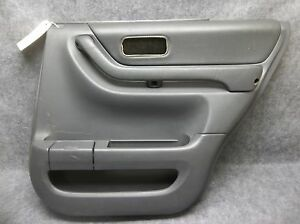 1997 2001 Honda Cr V Rh Rear Interior Power Door Panel Dark Gray 18871 Ebay