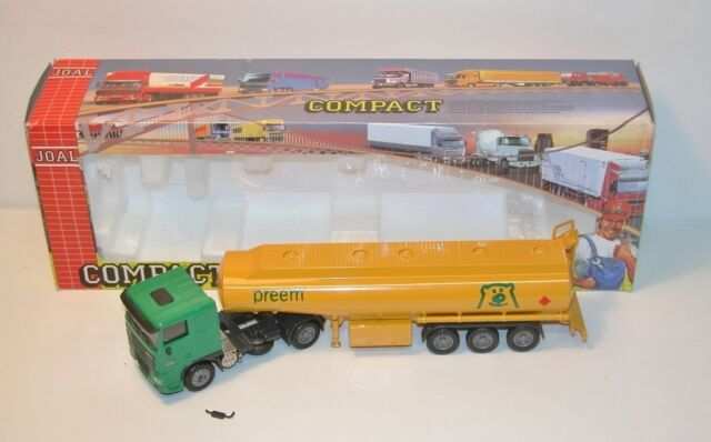 JOAL Compact # 346 Daf 95 XF Camion Citerne Preem  (# A2b)
