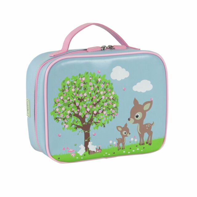 NEW Bobble Art Lunch Box / Lunch Bag - Woodland Partyware Gifts School
