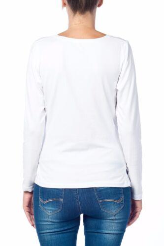 Lustige Umstandsmode T-Shirt Motiv Schwangerschaft Geschenk Guck Guck MMC Mama