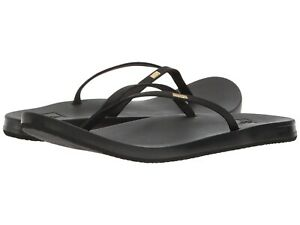 a3e51e06b Image is loading Women-Reef-Cushion-Threads-Flip-Flop-Sandal-RF0A2YFH-