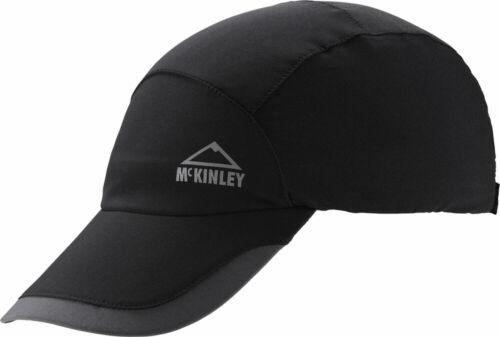 McKinley Hommes outdoorkappe Baseball Cap Casquette lurvan Noir 244695 050