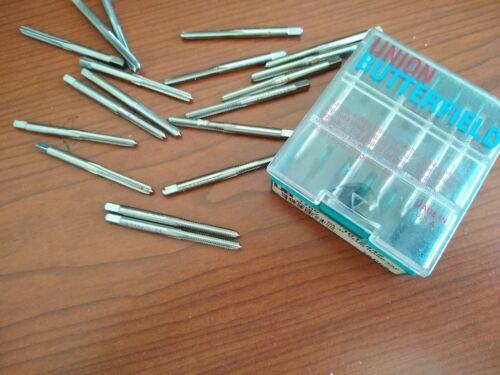 D4 UNION BUTTERFIELD M4x0.7 hand plug tap