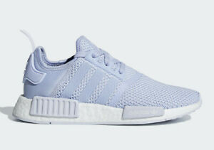 Details zu Adidas Originals NMD R1 Women's B37653 Aero Blue White Runner Very Rare Color