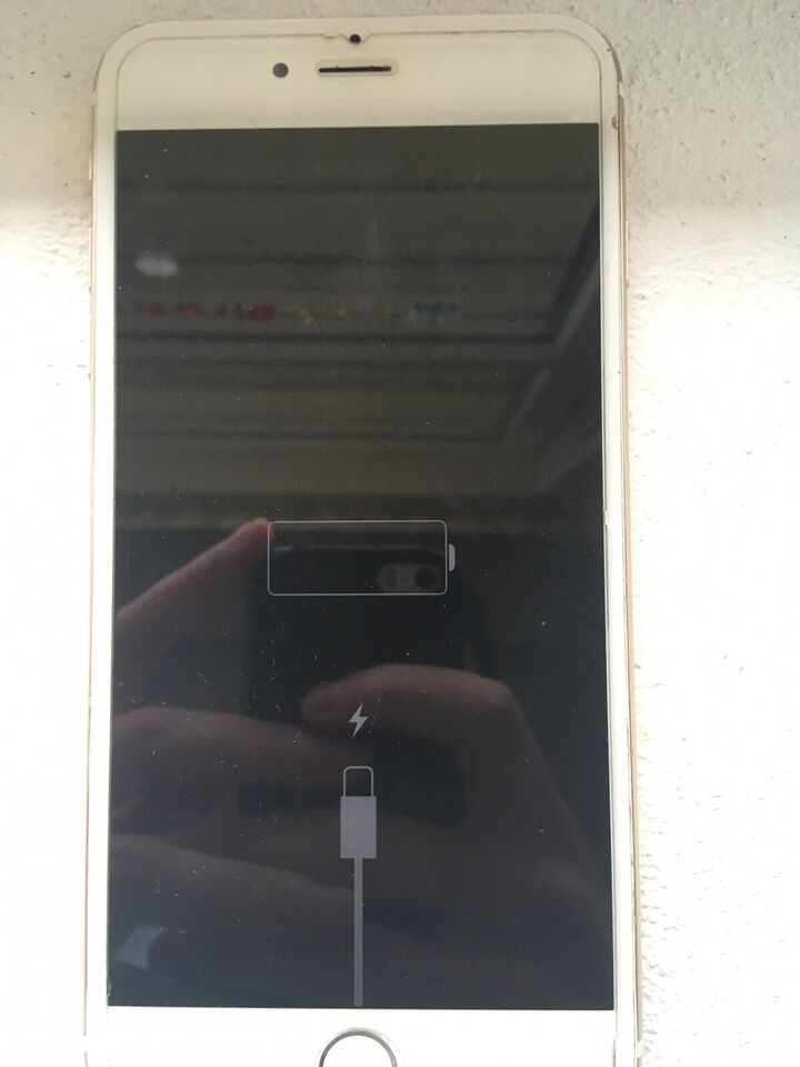 iPhone 6 Plus, 16 GB, guld