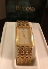 Bulova Diamond 97F19 Wrist Watch for Men