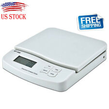55lb X 001lb Digital Kitchen Scales Packaging Shipping Postal Scale 25kg1g Lcd