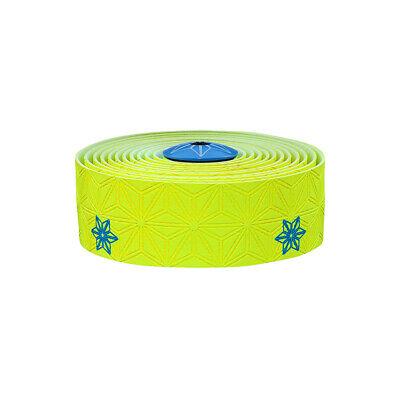 Handlebar Tape Galaxy Supacaz Bicycle Super Sticky Kush Neon Yellow Print