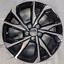 """thumbnail 1 - 17 18 19 20 Honda Civic 18"""" x 8"""" Aluminum Black OEM Original Wheel 64108"""