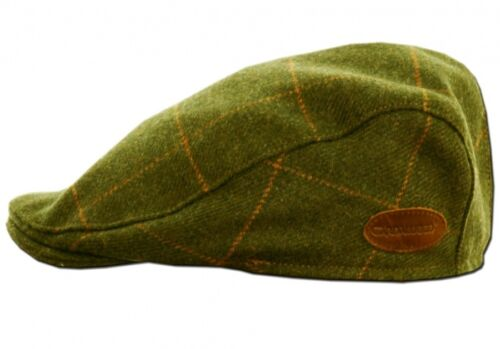 Classic Irish Tweed Cap CGE120 Traditional Flat Cap from Donegal