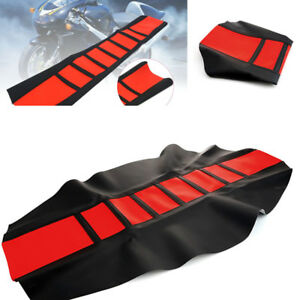 Durable Double Stitched Rubber Vinyl Material Motorcycle