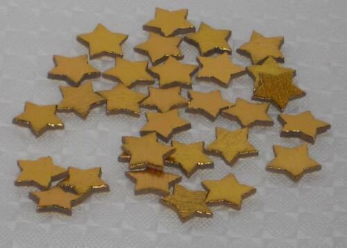 1,2cm,Mini-Deko,Weihnachten-Streuteile #20# Stern//Weihnachtsstern 30 Stück,gold