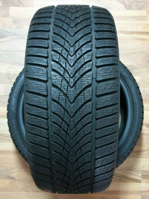 2 X Dunlop Sp Sports D'hiver 4d 255/35 r19 96 V XL M + S (int.nr.j165)