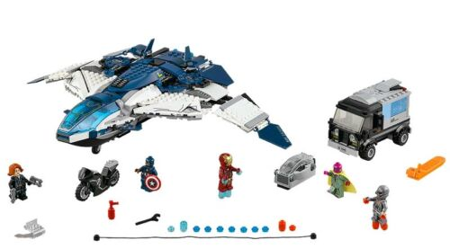 LEGO® Marvel Super Heroes 76032 The Avengers Quinjet City Chase NEU OVP NEW MISB