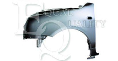 1.0 50 hp 37 kW 9 6X1, 6E1 L00525 EQUAL QUALITY Parafango anteriore Sx VW LUPO