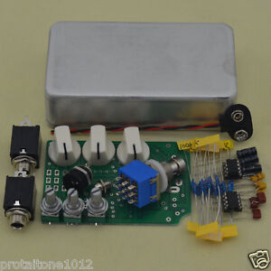 DIY-Overdrive-Pedal-Guitar-Effect-Pedal-All-Kit-Electric-Effects-Suite-OD2-Pedal