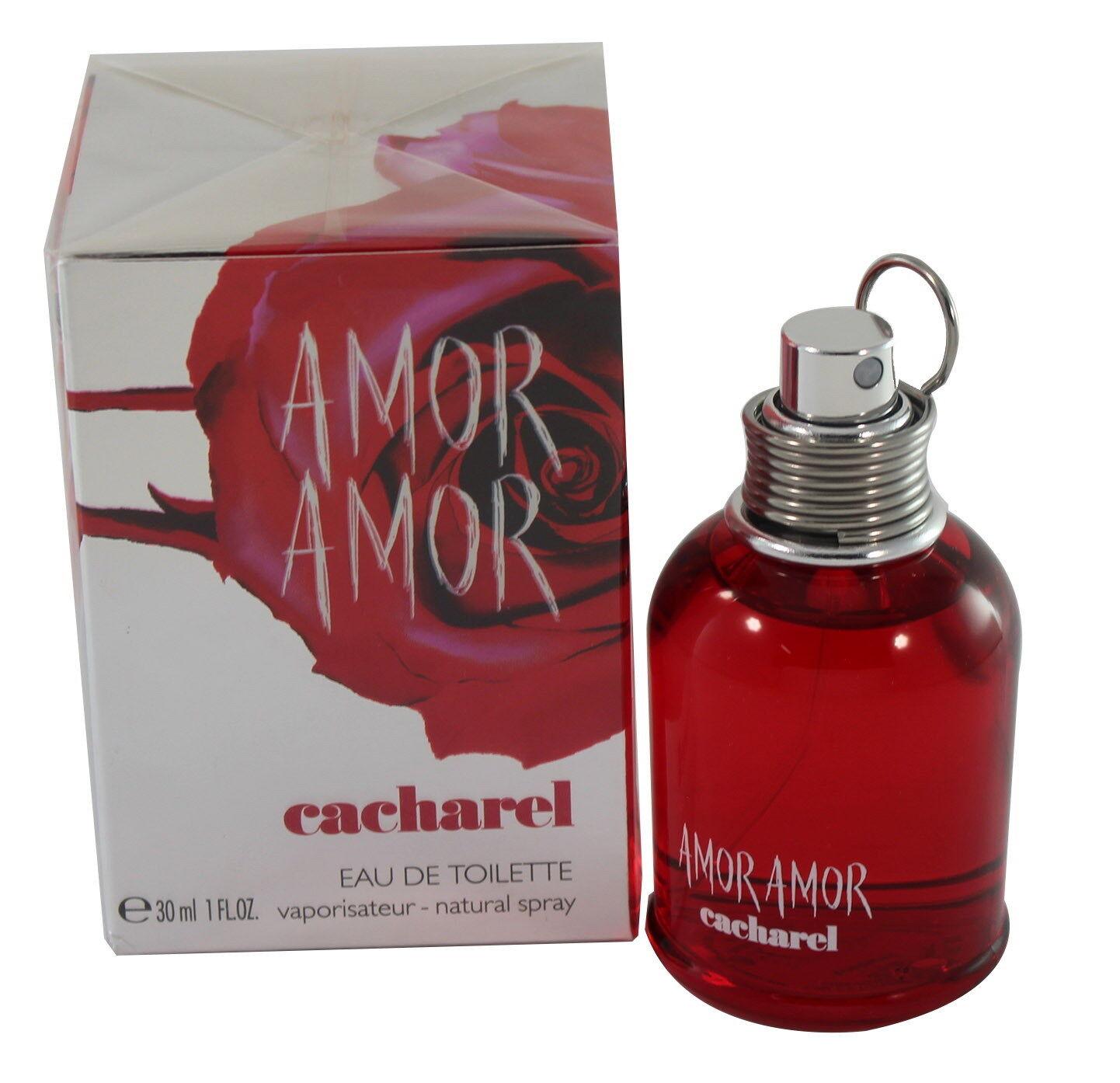 4262a706d0 New/.amor Amor by Cacharel Eau De Toilette Spray 1 FL Oz for sale ...