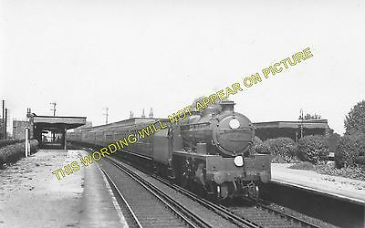 Streatham Common Norbury Railway Station Photo Thornton Heath. 6
