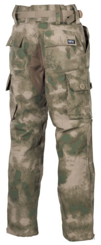 MFH US comando Pantaloni SMOCK RIPSTOP Pantaloni Casual Pantaloni campo outdoorhose s-3xl