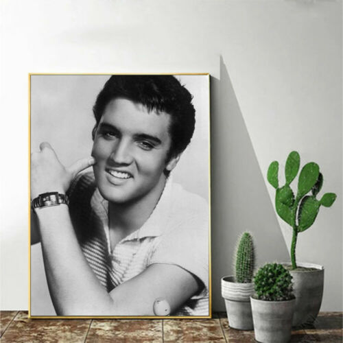 5D Diamond Painting Full Drill Embroidery Cross Stitch Missing Elvis Home Decors