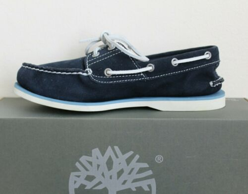Scarpa 6169a Rrp Classic £ 110 Sued 2 Barca coperta eye Navy Timberland ZXW8Ozqq