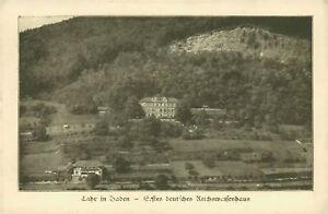 Ansichtskarte-Lahr-in-Baden-1914-Nr-758
