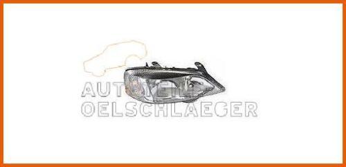 98-04 Scheinwerfer rechts Opel Astra G Bj