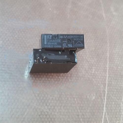 1pcs new Fujitsu relay F3AA012E 12V 4 feet 3A