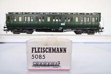 Fleischmann HO/DC 5085 Abteilwagen 2 Kl 20664 DRG (AA/578-10R7/8)