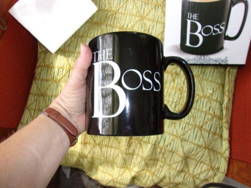"Big /""The Boss/"" Coffee Mug"