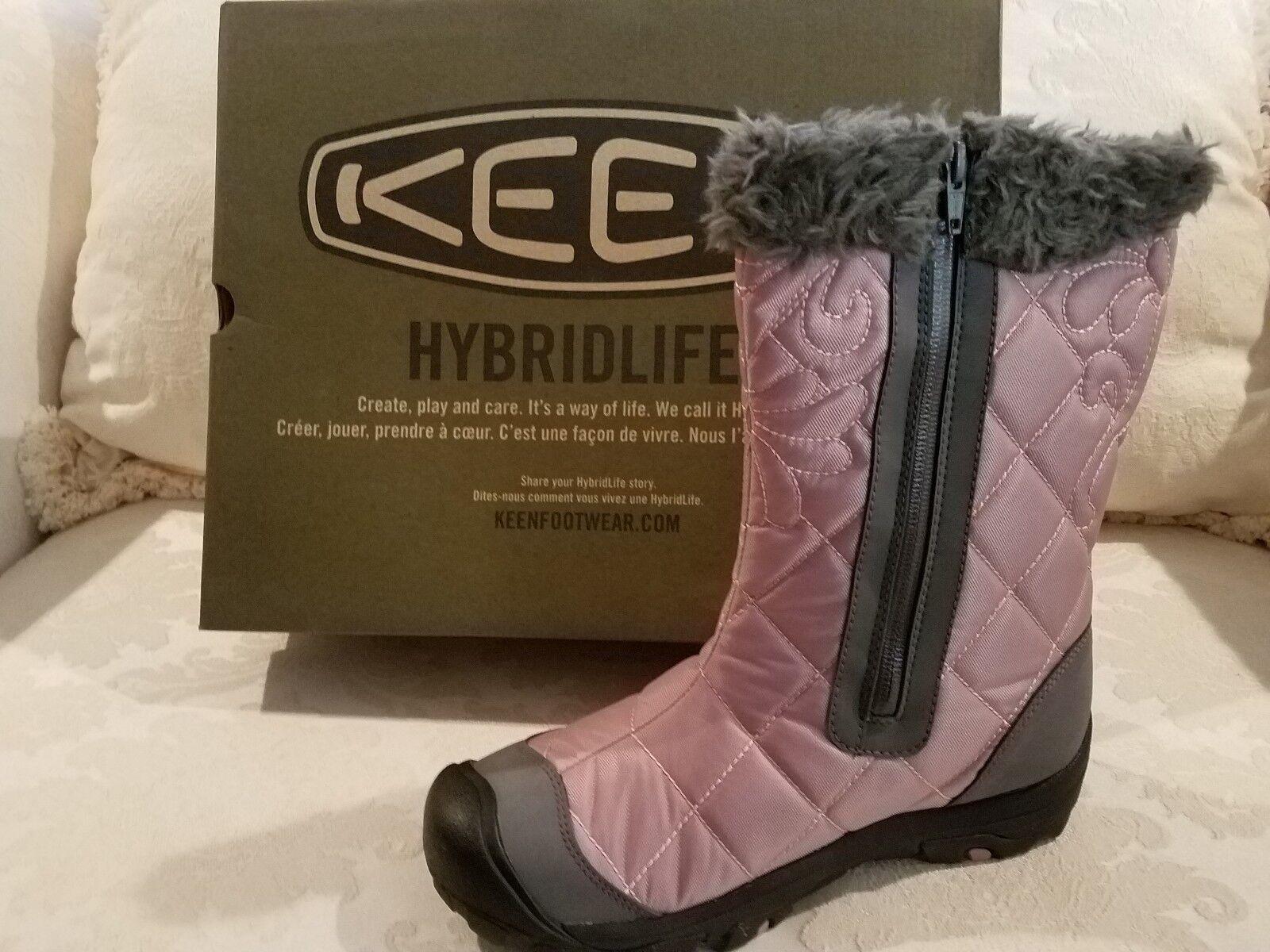 Keen Impermeable Acolchado botas Gárgola Burlington Nueva en en en caja envío gratuito para Mascota Caridad bfa6f3