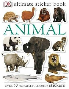 Ultimate-Sticker-Book-Animal-by-DK-Publishing-Paperback