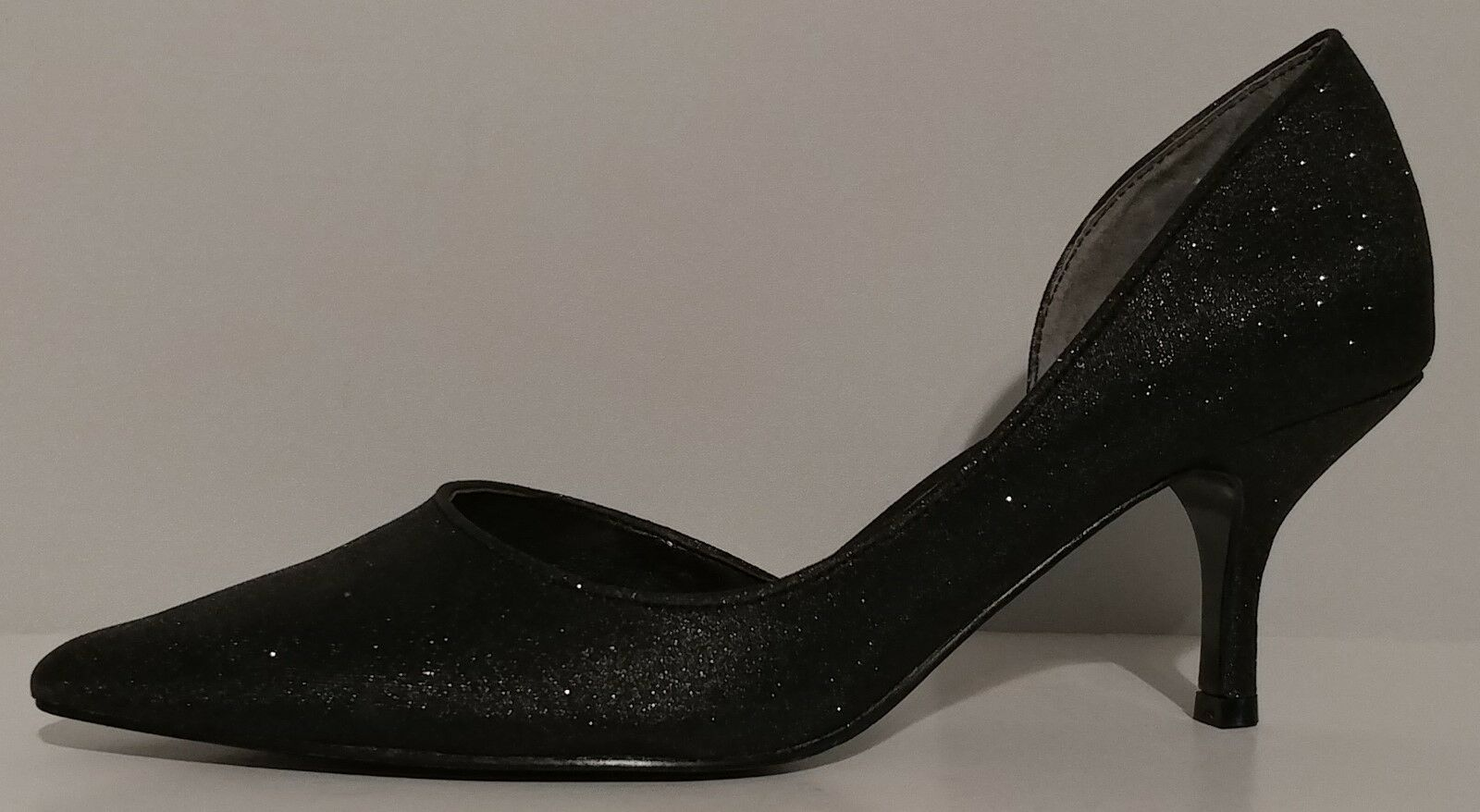 NEW!! Nina New York Black Classic Pumps 3