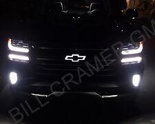 84129741 2017 Chevrolet Silverado 1500 OEM Illuminated Black Bowtie NEW