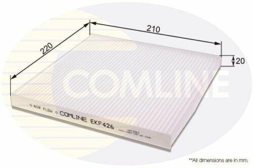 Pollen Cabin Filter FOR ISUZU RODEO 2.5 3.0 02-/>12 Diesel TFR TFS Comline