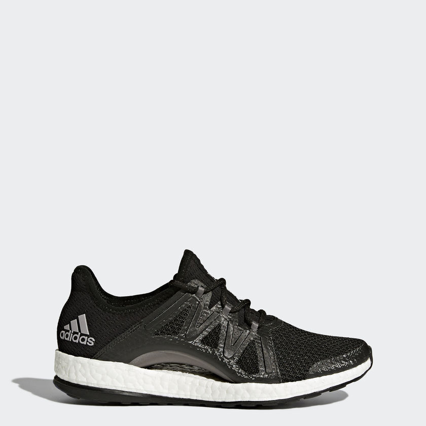 NEW Adidas Originals Running BB6097 WOMEN'S PURE BOOST XPOSE BLACK Schuhe