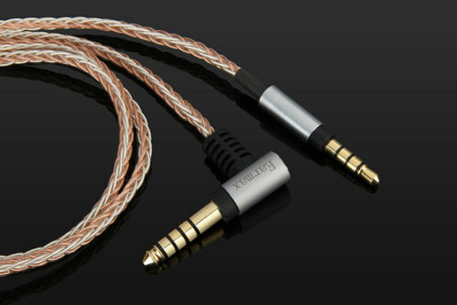 4.4mm Upgrade BALANCED Audio Cable For SONY MDR-1A 1ABT 1ADAC 100ABN 100AAP