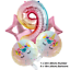 Unicorn-Balloons-Rainbow-Birthday-Party-Decorations-Princess-Girl-Foil-Latex thumbnail 11
