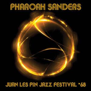PHAROAH-SANDERS-Juan-Les-Pins-Jazz-Festival-68-New-CD-Sealed-NEW
