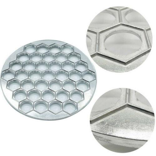 37 Holes Cutter Dumpling Ravioli Maker Kitchen Dough Press Cutter Mold