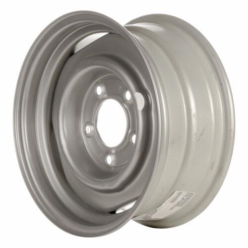 1240 Used OEM Steel Wheel 15x6.5 Fits 1980-1993 Dodge Fullsize Pickup