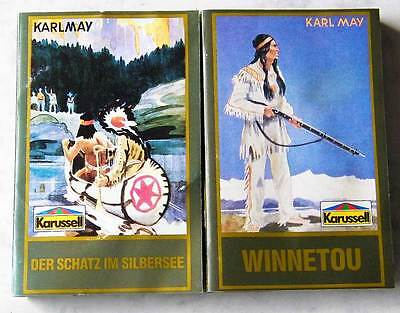Karl May WinnetouSchatz im Silbersee .2 MC 198284 TOP | eBay