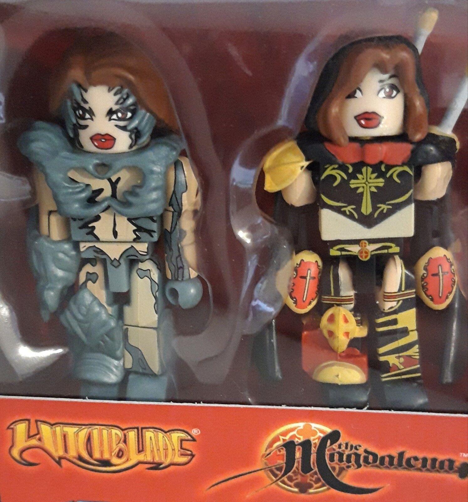Indie Minimates box set of four. Witchblade +
