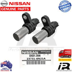 GENUINE-NISSAN-CAM-amp-CRANK-ANGLE-SENSOR-SUITS-NISSAN-XTRAIL-T30-QR20DE-amp-QR25D