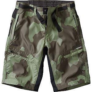 Madison Trail Men's Short, Olive Camo Medium Green Camo-afficher Le Titre D'origine