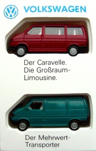 VW Bus t4-Wiking set 1:87 la t4-Edición Limitada Especial Edition 3-nuevo /& OVP