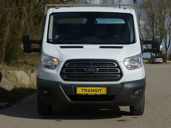 Ford Transit 350 L2 Chassis 2,2 TDCi 125 Trend H1 FWD - billede 1