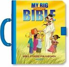 My First Portable Bible by Cecilie Olesen Book Hardback