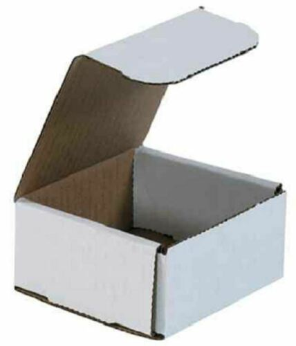PICK 12x2x2 WHITE CORRUGATED MAILERS SHIPPING PACKING FOLDING BOX BOXES MAILING